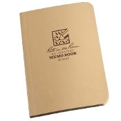 Rite in the Rain All Weather Memo Book-Tan