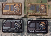 Mil Spec Monkey Flying Trunk Monkey Morale Patch
