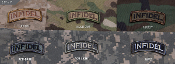 Mil Spec Monkey Infidel Tab Morale Patch
