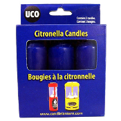 UCO 9 Hour Citronella Candle-Pack Of 3